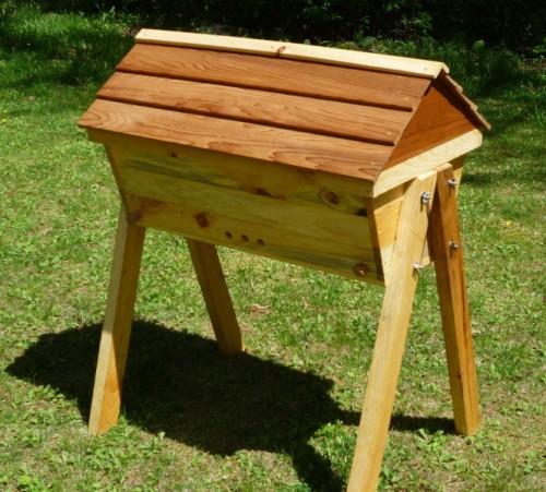 Top Bar Hive Description » Beekeeping online.co.uk